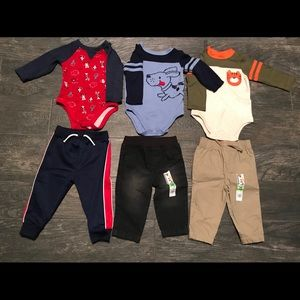 Other - EUC baby boy 12m outfits